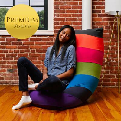 Yogibo Short Rainbow Premium(ショート レインボープレミアム)