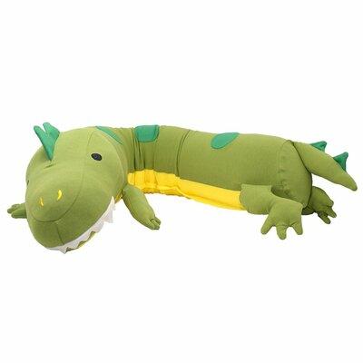 【予約|5月下旬入荷予定】Yogibo Roll Animal Alligator - ヨギボー ロール アニマル アリゲーター(アリー)
