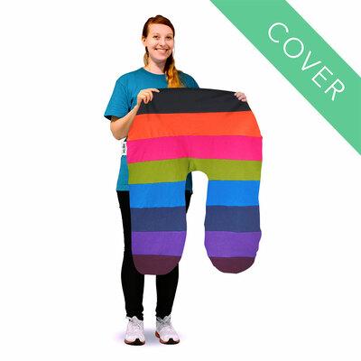 Yogibo Support Rainbow(サポート レインボー)用カバー