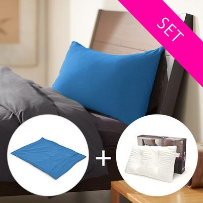Yogibo Pillow (ヨギボー ピロー) インナー + ピローケースセット商品