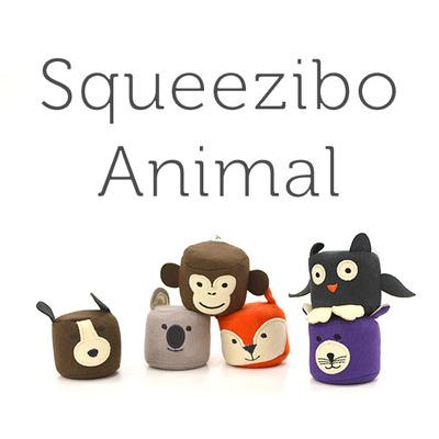 Squeezibo Animal(スクイージボー アニマル)