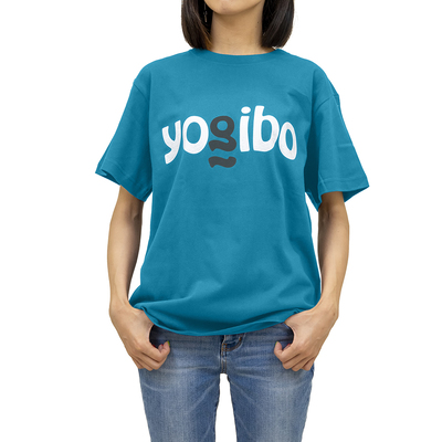 Yogibo Tシャツ Logo