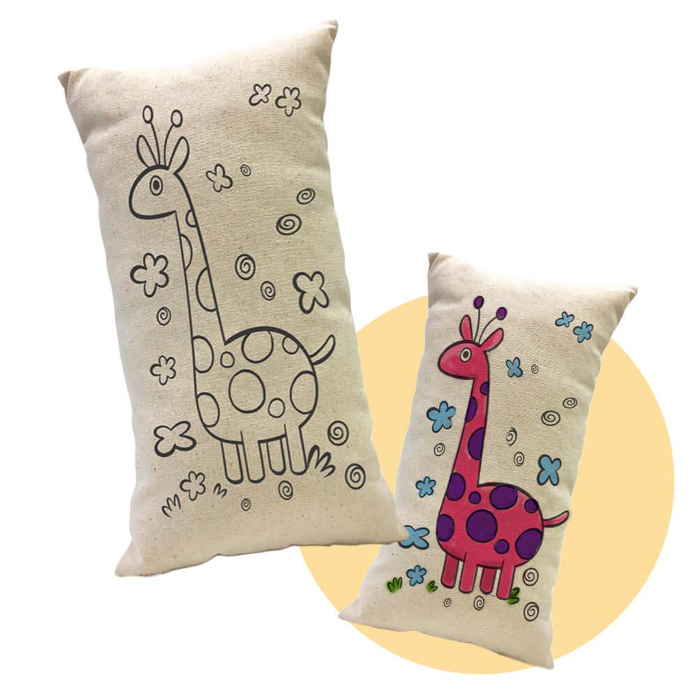 Yogibo Canvas Cushion Long (ヨギボー キャンバス クッション ロング)