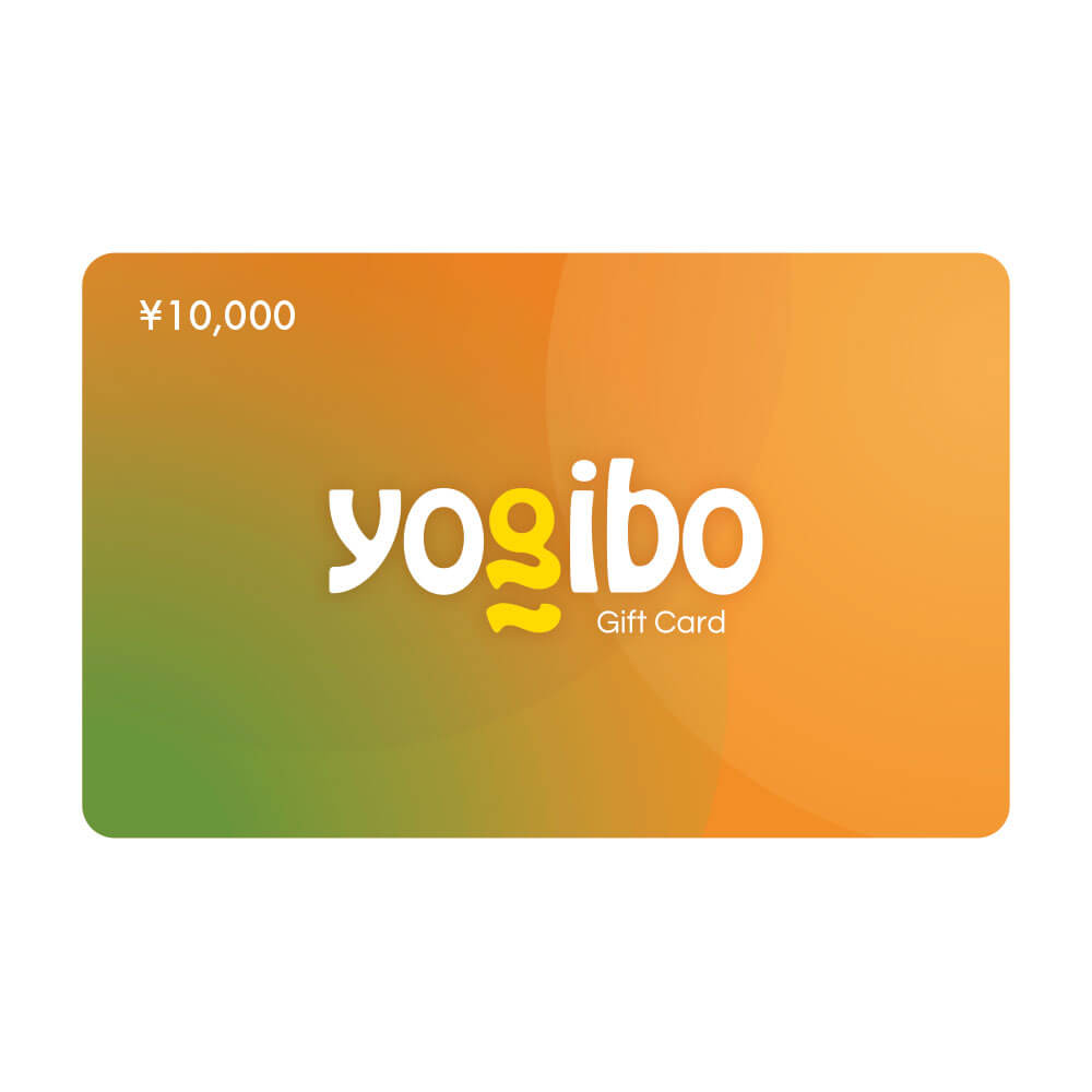 Yogibo ギフトカード(10,000円)