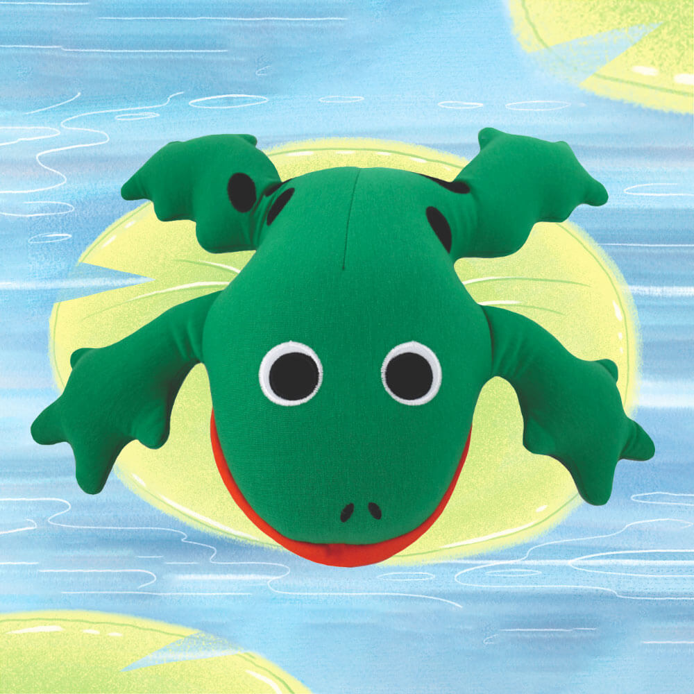 Yogibo Mate Frog(フェルディナンド)【1~3営業日で出荷予定】