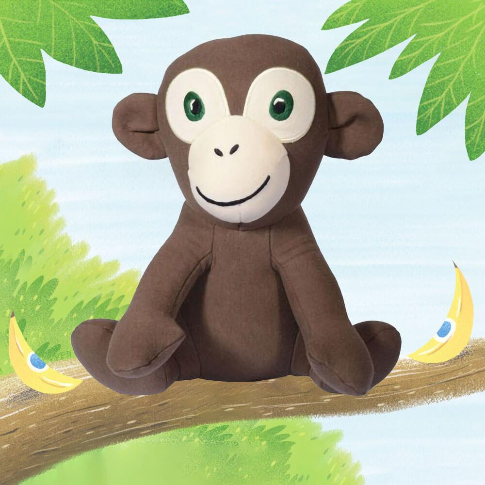 Yogibo Mate Monkey(モリソン)【1~3営業日で出荷予定】