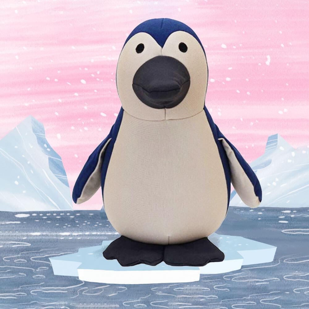 Yogibo Mate Penguin(パール)【1~3営業日で出荷予定】