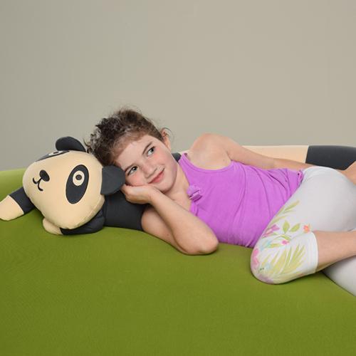 【予約|5月下旬入荷予定】Yogibo Roll Animal Panda - ヨギボー ロール アニマル パンダ(シェルビー)