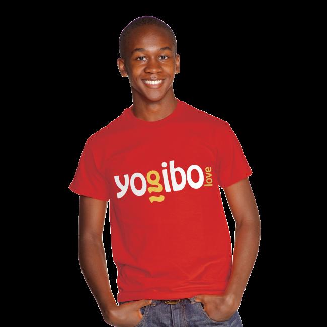 Yogibo Tシャツ love